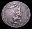 London Coins : A153 : Lot 2048 : Coronation of Charles II 1661 29mm diameter in Silver by T.Simon, the official Coronation Issue Eime...