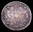London Coins : A153 : Lot 2276 : Shilling 1663 First Bust variety ESC 1025 About VF with a scratch in the first quarter on the revers...