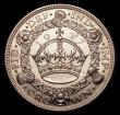 London Coins : A153 : Lot 2658 : Crown 1927 Proof ESC 367 UNC and lustrous with a spot by the date