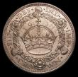 London Coins : A153 : Lot 2676 : Crown 1931 ESC 371 EF nicely toned with some contact marks and small rim nicks