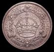 London Coins : A153 : Lot 2685 : Crown 1933 ESC 373 NEF toned with some contact marks and a couple of edge nicks