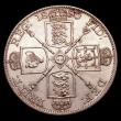 London Coins : A153 : Lot 2732 : Double Florin 1890 ESC 399 EF