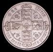 London Coins : A153 : Lot 2791 : Florin 1879 No WW, 38 Arcs ESC 852 VF with a few small rim nicks
