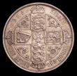 London Coins : A153 : Lot 2795 : Florin 1884 ESC 860 NEF