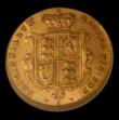 London Coins : A153 : Lot 2889 : Half Sovereign 1871S Marsh 460 NGC AU50 we grade VF
