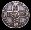 London Coins : A153 : Lot 3248 : Shilling 1707E* ESC 1140 VG Rare