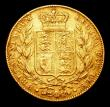 London Coins : A153 : Lot 3430 : Sovereign 1842 Open 2 in date S.3852 Fine, rare, lists at £600 in the latest Spink catalogue
