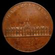 London Coins : A153 : Lot 815 : Penny 18th Century Gloucestershire - Gloucester 1797 St. Bartholomew's Hospital as DH10 in bron...