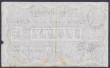 London Coins : A153 : Lot 93 : Fifty pounds Peppiatt white B244 dated 15th April 1935 series 53/N 28351, pinholes & foxing stai...