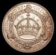 London Coins : A154 : Lot 1849 : Crown 1928 ESC 368 NEF lightly toned