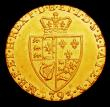 London Coins : A154 : Lot 2052 : Guinea 1793 S.3729 NEF