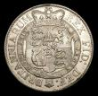 London Coins : A154 : Lot 2155 : Halfcrown 1817 Small head ESC 618 About EF with some contact marks