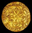 London Coins : A154 : Lot 785 : France Ecu d'or a la courone Charles VI 1380 - 1422 Le Crotoy Mint VF Dup.369c, F291, Laf.378a ...