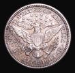 London Coins : A155 : Lot 2391 : USA Quarter Dollar 1905 Breen 4181 UNC/Near UNC with an attractive golden tone