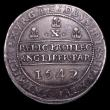 London Coins : A155 : Lot 499 : Half Pound Charles I Shrewsbury Reverse die (see Brooker 803-804) Oxford mint, reverse dies same as ...