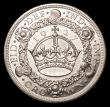 London Coins : A155 : Lot 776 : Crown 1927 Proof ESC 367 UNC with some contact marks, retaining much original mint lustre