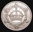 London Coins : A155 : Lot 784 : Crown 1929 ESC 369 EF the reverse with a couple of small spots