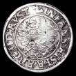 London Coins : A156 : Lot 1064 : Austria Half Thaler undated Ferdinand I (1521-1564) minted c.1557 half length bust VG
