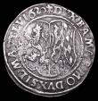 London Coins : A156 : Lot 1096 : Bohemia - Bohemian Estates 24 Kreuzer 1620 Friedrich von der Pfalz KM#238 Good Fine with some light ...