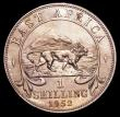 London Coins : A156 : Lot 1167 : East Africa Shilling 1952 VIP Proof/Proof of record, KM#31 nFDC retaining much original mint lustre,...