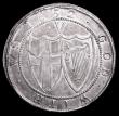 London Coins : A156 : Lot 1677 : Crown 1652 Commonwealth ESC 4 About EF struck on a full round flan, with a small edge flaw at 3 o...