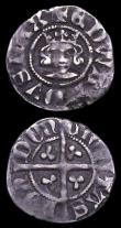 London Coins : A156 : Lot 1692 : Edward III (2) Penny Third Coinage London Mint, Pre-Treaty Period with annulet in each quarter of th...