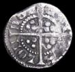 London Coins : A156 : Lot 1693 : Farthing Edward I Class 6/7 S.1447 Fine, some of the legend poorly struck