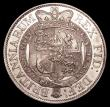 London Coins : A156 : Lot 2239 : Halfcrown 1819 ESC 623 with double struck O's in HONI and SOIT About EF