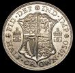 London Coins : A156 : Lot 2317 : Halfcrown 1930 ESC 779 EF retaining some original lustre, one of the key dates in the series, slabbe...