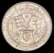 London Coins : A156 : Lot 3249 : Florin 1894 ESC 878 Davies 835 dies 2B NEF/GEF the obverse with some surface marks
