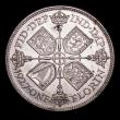 London Coins : A156 : Lot 3295 : Florin 1927 Proof ESC 947 UNC with a few small tone spots