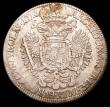 London Coins : A157 : Lot 1333 : Austria Thaler 1716 Hall Mint KM#1570 Nearer VF than Fine, the obverse with some stains