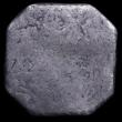 London Coins : A157 : Lot 1418 : German States - Braunau - Austrian Military Occupation 15 Kreuzer KM#3 Octagonal uniface, Fine for i...