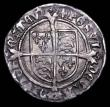 London Coins : A157 : Lot 1884 : Groat Henry VIII Second Coinage Laker Bust D S.2337E mintmark Lis Good Fine