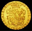 London Coins : A157 : Lot 2210 : Guinea 1782 S.3728 NVF with traces of lustre