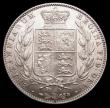 London Coins : A157 : Lot 2601 : Halfcrown 1840 ESC 673 GEF and lustrous, slabbed and graded LCGS 65, Ex-London Coins Auction A126 6/...