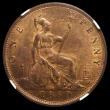London Coins : A157 : Lot 2993 : Penny 1880 Freeman 101 dies 9+L NGC MS63 BN
