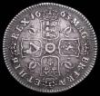 London Coins : A157 : Lot 3007 : Shilling 1663 First Bust ESC 1022 VF with even grey toning