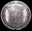 London Coins : A158 : Lot 1121 : German States - Brunswick-Luneburg-Calenberg-Hannover Thaler 1715 HCB KM#88.2 Fine with two edge cra...