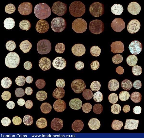 Miscellaneous Islamic copper coins (68), mostly Spanish, together with other copper coins (6), varied state (74) : Ancient Coins : Auction 158 : Lot 1646