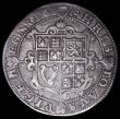 London Coins : A158 : Lot 1663 : Crown Charles I Group I, Tower Mint, First horseman, type 1a, horse caparisoned with plume on head a...