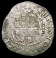 London Coins : A158 : Lot 1730 : Shilling Charles I Group D, Fourth Bust, type 3a, with no inner circles, S.2791 Brooker 487 mintmark...