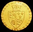 London Coins : A158 : Lot 2010 : Guinea 1790 S.3729 Fine, Ex-Jewellery