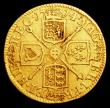 London Coins : A158 : Lot 2031 : Half Guinea 1714 collectable VG/nF