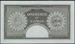 London Coins : A158 : Lot 229 : Cyprus Government 5 Pounds dated 1st June 1955 series A/1 442117, Pick36a, portrait QEII at right, i...