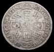 London Coins : A158 : Lot 2532 : Sixpence 1693 as ESC 1529 the E's on the reverse in REX, ET and REGINA have badly formed top ba...