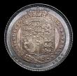 London Coins : A158 : Lot 2572 : Sixpence 1825 ESC 1659 I in GEORGIUS and both I's in BRITANNIAR have no top left serif Choice U...