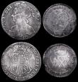 London Coins : A159 : Lot 2143 : Scotland (3) 10 Shillings (2) 1687 S.5641 NVG/NF, 1706 S.5700 Fine with some thin scratches and a sm...