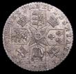 London Coins : A159 : Lot 2951 : Shilling 1787 No Stops at date ESC 1222 EF and nicely toned with a few flecks of haymarking
