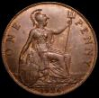 London Coins : A160 : Lot 2450 : Penny 1926 Modified Effigy dies 4+B GEF/EF with traces of lustre, Very Rare in this high grade